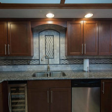Contemporary Kitchen by By Design LLC