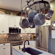 Traditional Kitchen by Nest Designs LLC