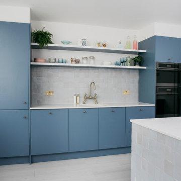 Kitchen in Parsons Green