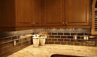 Kitchen in Pine Lake Residence
