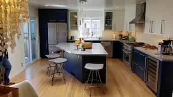 Kitchen in San Mateo