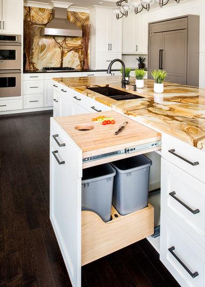Di transizione Cucina by Amazing Spaces