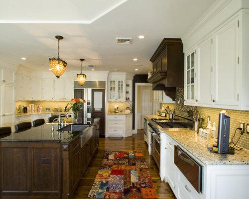 Kitchen soffit home design ideas pictures remodel and decor - Kitchen soffit design ...