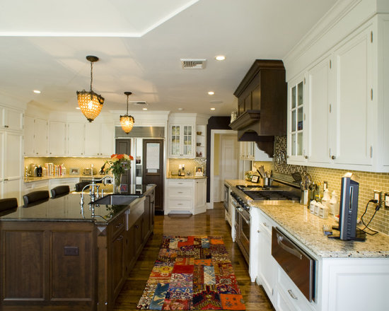 soffit above cabinets | houzz