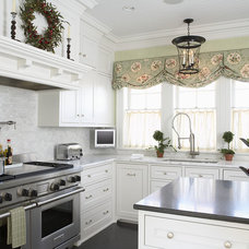 Traditional Kitchen by Indicia Interior Design
