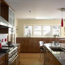 Contemporary Kitchen by Indicia Interior Design