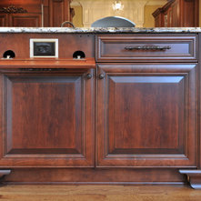 Kitchen Island Electrical Outlet kitchen island - hidden electrical outlets