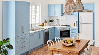 Kitchen Inspiration: Coastal Breeze