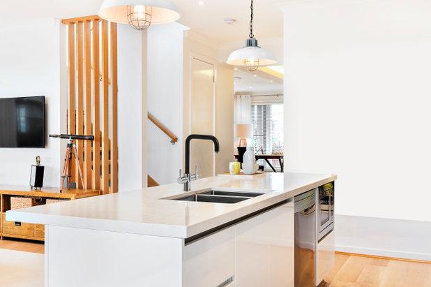 Modern Kitchen by InSinkErator AU
