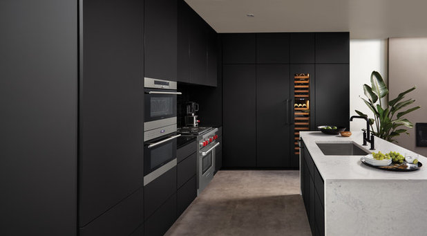 Kitchen by Sub-Zero, Wolf, and Cove