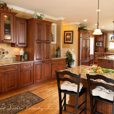 Traditional Kitchen by Great Northern Cabinetry Inc