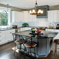 Traditional Kitchen by Inspired By Design, LLC