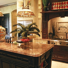 Traditional Kitchen by Young Brothers