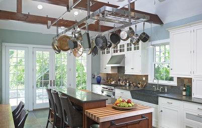 10 Super Stylish Storage For Your Pots & Pans