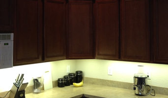 Kitchen Interior LED Lighting