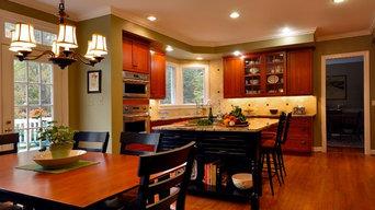 Kitchen, Interior Photography