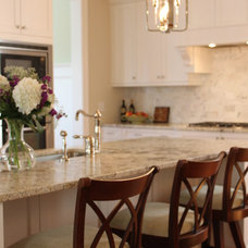 Traditional Kitchen by Abode Interiors