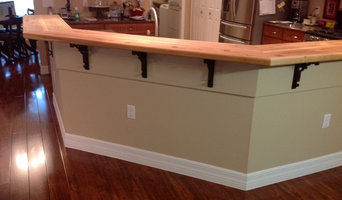 Kitchen Island Bar Top