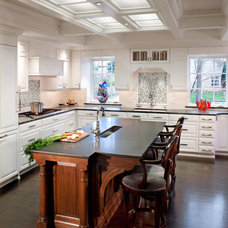Traditional Kitchen by Deep River Partners