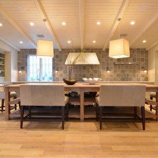 Kitchen Island Feature