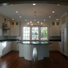 Traditional Kitchen by Helios Design Group