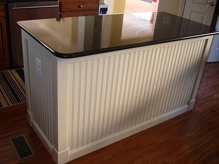 Beadboard Kitchen Island Home Design Ideas, Pictures ...