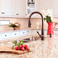 Traditional Kitchen by Madison Park Homes