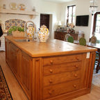 St Charles Residence Traditional Kitchen Chicago