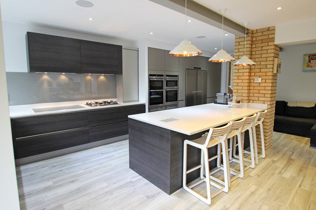 Fabulous Contemporary Kitchen by LWK Kitchens London