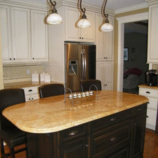 Traditional  by Simply Kitchens and Baths
