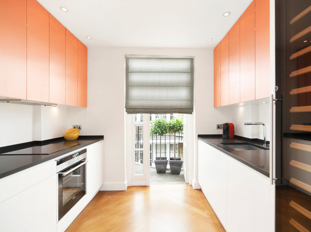 Contemporary Kitchen by Ivar London