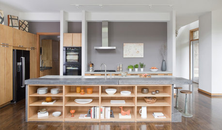 Kitchen Layouts On Houzz: Tips From The Experts