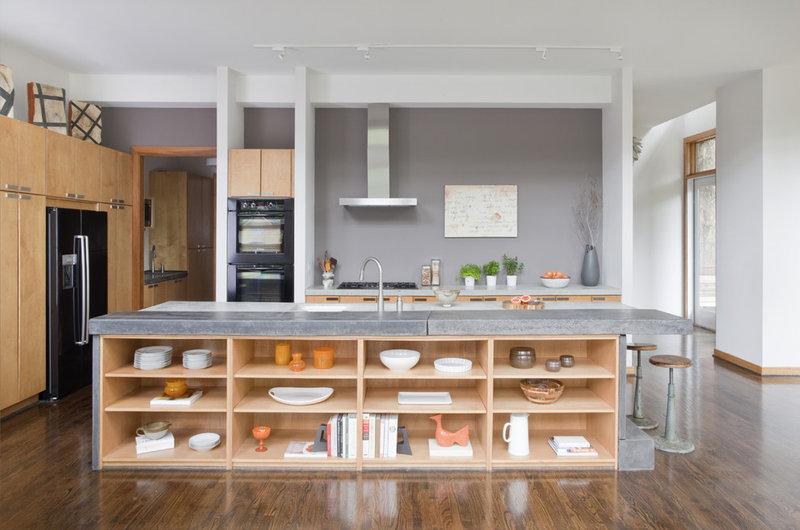 Contemporary Kitchen by j witzel interior design