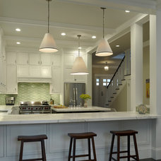 Kitchen by Jack Backus Architects