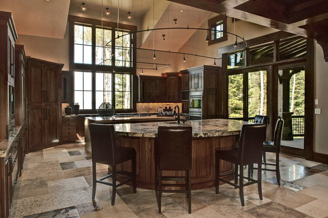 Traditional Kitchen by Jaffa Group Design Build