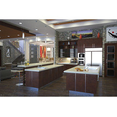 modern kitchen by JAIME SCARPITTA
