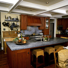 Traditional Kitchen by Jeffrey Lees, Architect