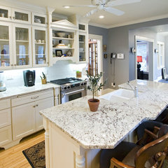 traditional kitchen by Jennifer Austin-McGrath, Allied ASID
