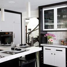 Modern Kitchen by Jodie Rosen Design