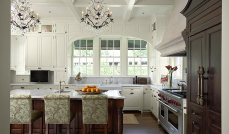 15 Elements of a Traditional Kitchen