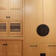 Asian Kitchen by John Lum Architecture, Inc. AIA