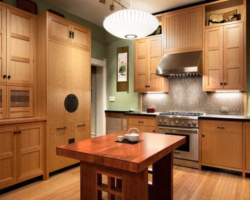 Refrigerator With Cabinet Face Home Design Ideas Pictures Remodel And Decor