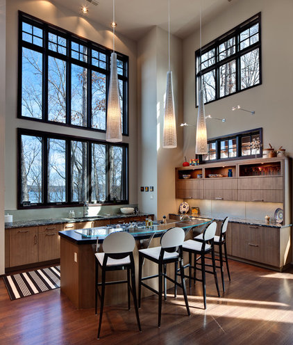 Contemporary Kitchen by Johnston Design Group