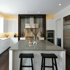 Contemporary Kitchen by Jonna Luxury Homes