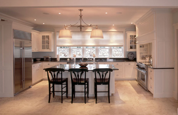 Traditional Kitchen by Joseph Tatone & Associates, LLC