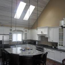 Traditional Kitchen by K.McKechnie Architectural Design
