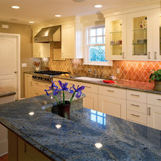 Traditional Kitchen by Kaplan Architects, AIA