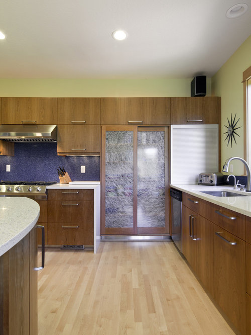 Flat Panel Cabinet Doors | Houzz