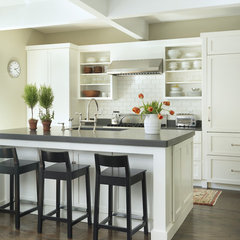 traditional kitchen by Kate Jackson Design