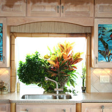 Tropical Kitchen by Kitchen King Inc